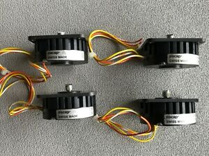 Escap High Speed Step Stepping Motor P520 254 004 60 qty 4