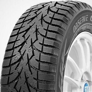 2 New Toyo Observe G3 ice 225 45r17 91t Winter Tires