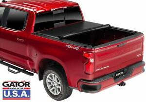 Truck Bed Tonneau Cover Roll Up 5 8ft For 2007 2019 Chevy Silverado Sierra gmc