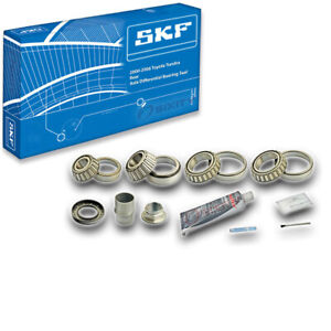 Skf Rear Axle Differential Bearing And Seal Kit For 2000 2006 Toyota Tundra Vg