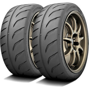 2 New Toyo Proxes R888r 205 50r17 Zr 89w High Performance Tires