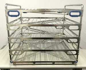 Steris Reliance Vision Fd75 200 Five Level Synergy Washer Manifold Rack
