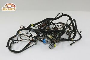 Jeep Grand Cherokee Dash Dashboard Instrument Panel Wire Harness Oem 2014