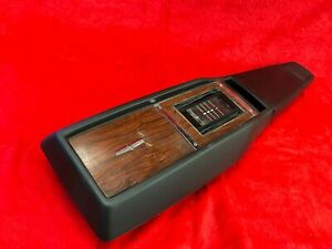 68 69 Camaro 4 Speed Or Automatic Console Gm Oem Chevy Ss Z28 Rs