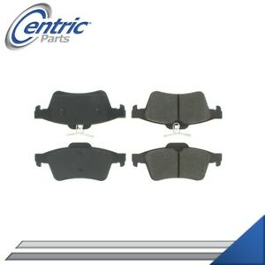 Rear Brake Pads Set Left And Right For 2012 2017 Peugeot 508