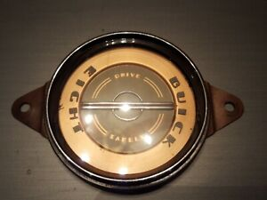 Vintage Buick Emblem Badge Name Plate