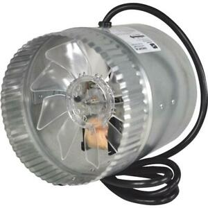 Suncourt In line Duct Air Booster Fan Db206c 1 Each