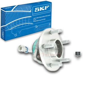 Skf Front Wheel Bearing Hub For 1997 2004 Oldsmobile Silhouette Assembly Mn