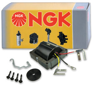 1 Pc Ngk Ignition Coil For 1975 1991 Cadillac Commercial Chassis 8 2l 4 9l Og