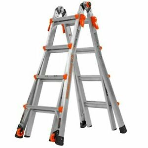 Little Giant Velocity Model 17 Multi use Ladder Type 1a