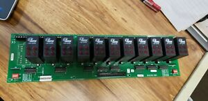 Western Reserve Control Ssr rack48 I o Board 48 Channel 50 pin Wrc 1781 Relay
