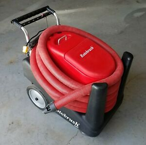Rotobrush Air Air Duct Cleaning Machine