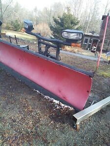 Lt Boss Snow Plow Poly Mid Weight 7 5 2 Spring Meyers Western Fisher Jeep
