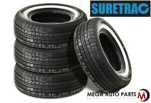4 New Suretrac Power Touring 175 70r14 84s Ww All Season Performance Tires