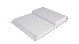 Tissue Paper Bright Crystal White Wrapping Cloth Packing 2 Ream Pack 960 Sheets