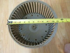 11 Dia X 10 1 2 W Replacement Squirrel Cage Blower Wheel Carrier Others 1