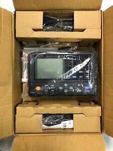 Hioki Rm3548 Portable Dc Electrical Resistance Meter Unit W Accessories New