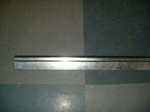 1972 Vintage Ford Ranchero Tail Gate Top Trim Mold