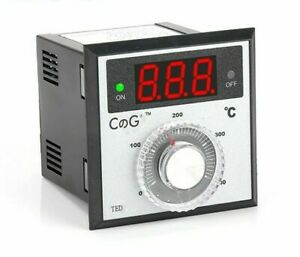 Electronic Digital Thermostat Temperature Controllers Anti shock Thermal Devices