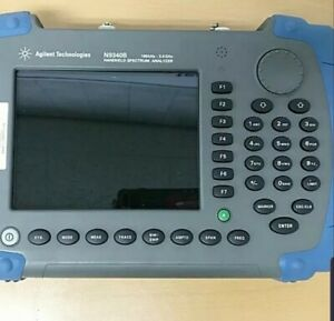 Agilent Technologies N9340a Handheld Spectrum Analyzer Pre owned