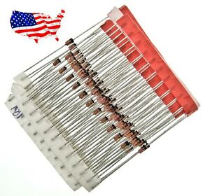 1n4746a 10 Pcs 1w 18v Zener Diode From Usa