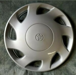 New Oem 98 00 Toyota Sienna 15 Wheel Cover Hubcap 42621 Ae010 Free S