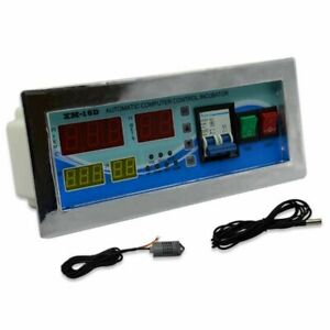 Incubator Controller Thermostat Hygrostat With Temperature Humidity Sensor Tools