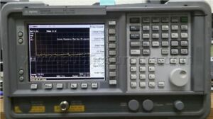 Agilent Hp E4401b Esa e Series Spectrum Analyzer 9 Khz To 1 5 Ghz