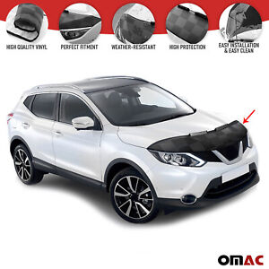 Front Hood Cover Mask Bonnet Bra Protector Fits Nissan Rogue Sport 2017 2019