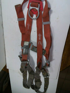 Fall Stop Body Harness Adjustable Without Lanyard