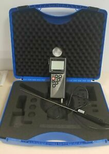 Lr cal Lrt 750 Precision Reference Thermometer With Probe 200 To 450 c Range