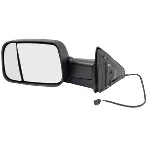 Tow Mirror For 13 18 Ram Truck 19 1500 Classic Pickup Drivers Manual 68412769ab