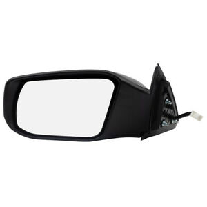 Drivers Side View Power Mirror For 13 18 Nissan Altima Sedan Left 963023th0a