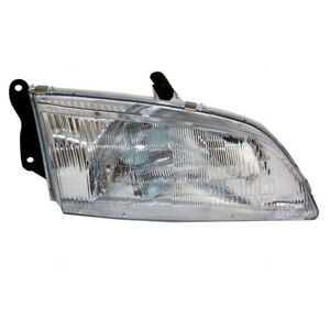 98 99 Mazda 626 Passengers Headlight Assembly