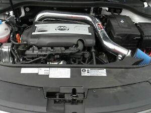 Injen Sp Short Ram Intake W Air Scoop For 2009 2011 Volkswagen Cc 2 0 Tsi
