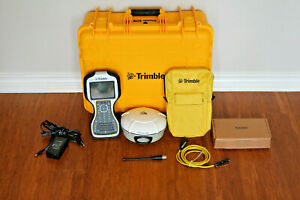 Trimble R8 Model 4 Gps Gnss Beidou Galileo Base Rover Receiver W Tsc3 Access