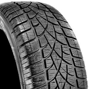 Dunlop Sp Winter Sport 3d mo 235 50r19 99h Used Tire 9 10 32