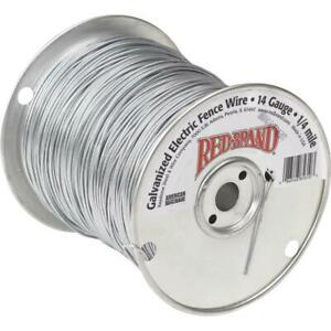 Keystone Red Brand Electric Fence Wire 85611 1 Each