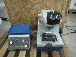 Reichert Jung Ultracut E Microtome 701701 Ultramicrotome Controller