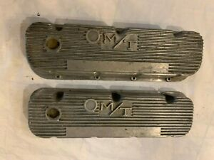 1968 1972 Chevy Mickey Thompson Valve Cover 396 427 Aluminum Chevelle one Cover