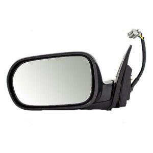 Fits Acura Rsx 02 06 Drivers Side View Power Mirror Heated Smooth Assembly