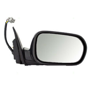 Fits Acura Rsx 02 06 Passengers Side View Power Mirror Heated Smooth Assembly