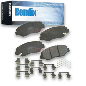 Bendix Sbc914 Stop By Bendix Ceramic Brake Pads Pair Left Right Pad Pgd914 Kg