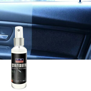 Car Plastic Parts Retreading Restore Instrument Reducing Agent Wax Accessories