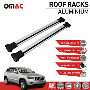 Roof Rack Cross Bars Luggage Carrier For Jeep Cherokee Limited 2011 2019