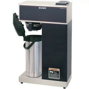 Bunn Coffee Brewer Silver And Black Broken Heat System