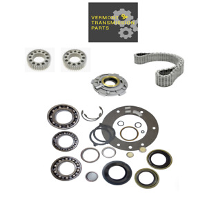 Dodge Np271d Transfer Case Rebuild Kit With Bearings Seals Chain Pump Sprockets