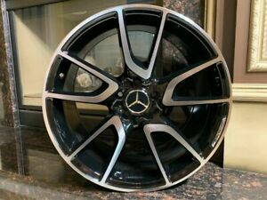19 Amg Style Staggered Wheels Rims Fits Mercedes Benz S550 E350 E300 C350 C320