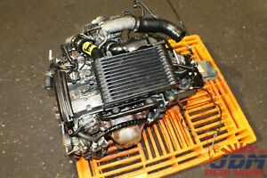 Jdm Toyota Corolla Ae101 1 6l Supercharged Engine M T Swap Free Shipping 4a Gze