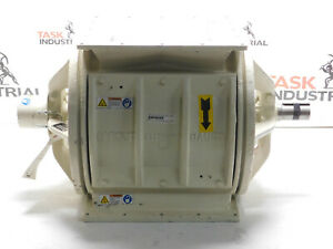 Andritz Sprout Baker 1614 Mst Rotary Airlock 14x14 Square Inlet